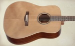 Teton Acoustic Guitar 105 Series