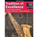 TOE Second Edition Tenor Saxophone Book 1