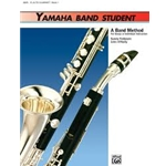 Yamaha Alto Clarinet Book 1