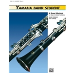 Yamaha Band Student Clarinet Book 2