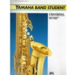 Yamaha Band Student Tenor Saxophone Book 2