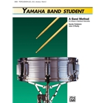 Yamaha Band Student Percussion Snare Drum, Bass Drum & Accessories Book 2