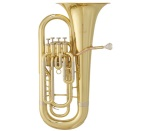 Eastman 4 Valve Euphonium - Top Action