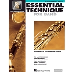 ET For Band Alto Clarinet Book 3
