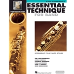 ET For Band Bass Clarinet Book 3