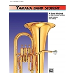 Yamaha Band Student Baritone TC Book 1