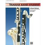 Yamaha Band Student Bass Clarinet Book 1