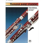 Yamaha Band Student Bassoon Book 1