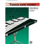 Yamaha Band Student Keyboard Percussion Book 1