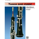 Yamaha Band Student Oboe Book 1