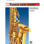 Yamaha Band Student Tenor Saxophone Book 1