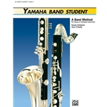 Yamaha Band Student Bass Clarinet Book 2