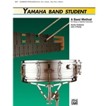 Yamaha Band Student Combined Percussion S.D., B.D., Access., Keyboard Percussion Book 2