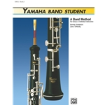 Yamaha Band Student Oboe Book 2