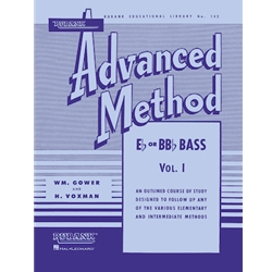 Rubank Advanced Method Tuba Eb /BBb Volume 1