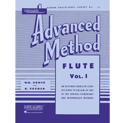 Rubank Advanced Method Flute Volume 1