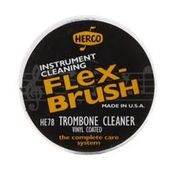 Herco Trombone Flex Vinyl Brush