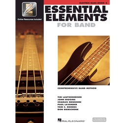 Essential Elements for Band Electric Bass Book 2