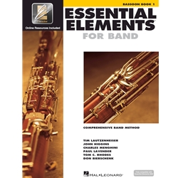 Essential Elements for Band Bassoon Book 1