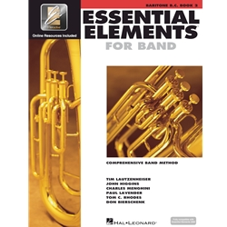 Essential Elements for Band Baritone BC Book 2