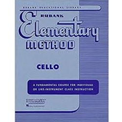 Rubank Elementary Method Cello
